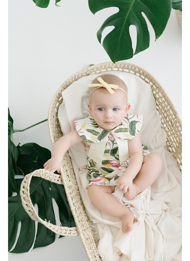 Panolino Elbise Yeşil